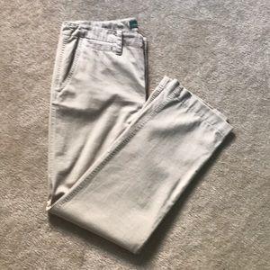 Ralph Lauren classic khaki size 8